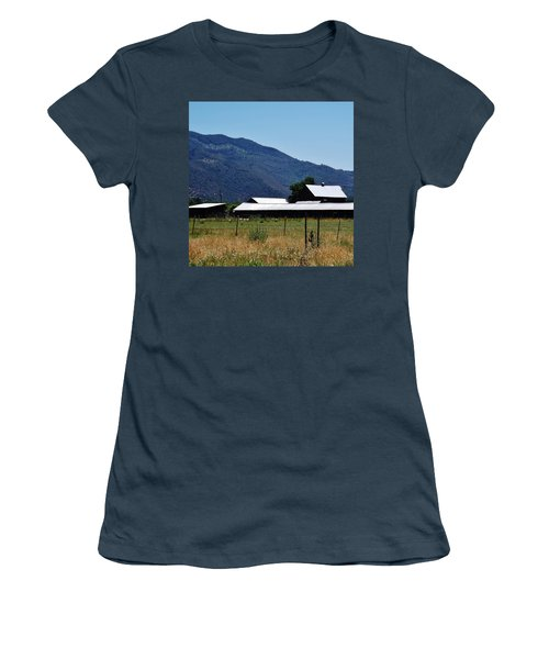 Lake Co 5 Women's T-Shirt (Junior Cut) by Andrew Drozdowicz