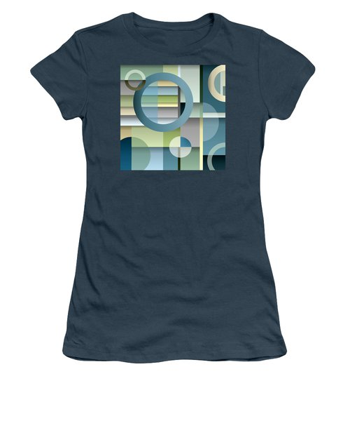 Metro Women's T-Shirt (Junior Cut) by Tara Hutton