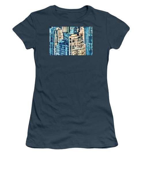 Metropolis Women's T-Shirt (Junior Cut) by Amyn Nasser