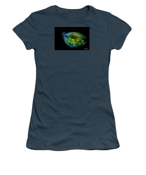 Nicobar Women's T-Shirt (Junior Cut) by Rikk Flohr