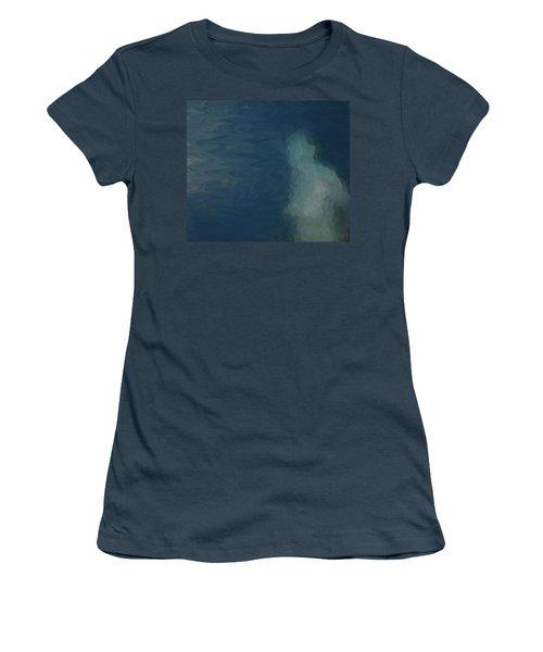Nude Impression 18-3 Women's T-Shirt (Junior Cut) by Lenore Senior