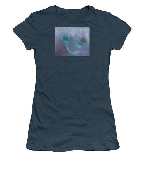 Perception Of Life Women's T-Shirt (Junior Cut) by Min Zou
