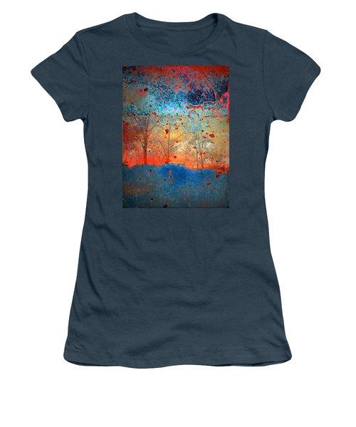 Rebirth Women's T-Shirt (Junior Cut) by Tara Turner