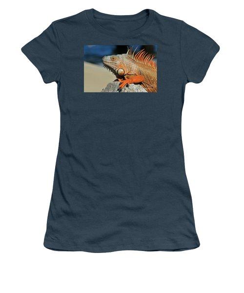 Showing My Spikes Women's T-Shirt (Junior Cut)