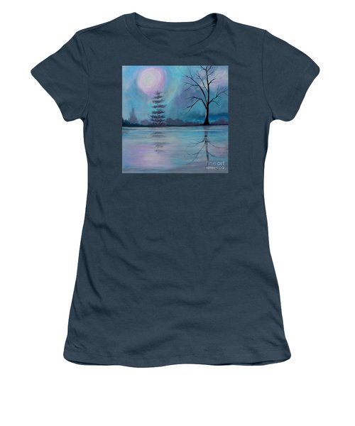 Spring Morning Women's T-Shirt (Junior Cut) by Stacey Zimmerman
