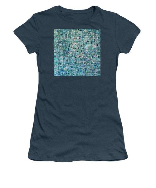 Tapestry Women's T-Shirt (Junior Cut) by James Mancini Heath