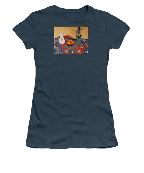 The Hyacinth  By Bill O'connor Women's T-Shirt (Junior Cut) by Bill OConnor