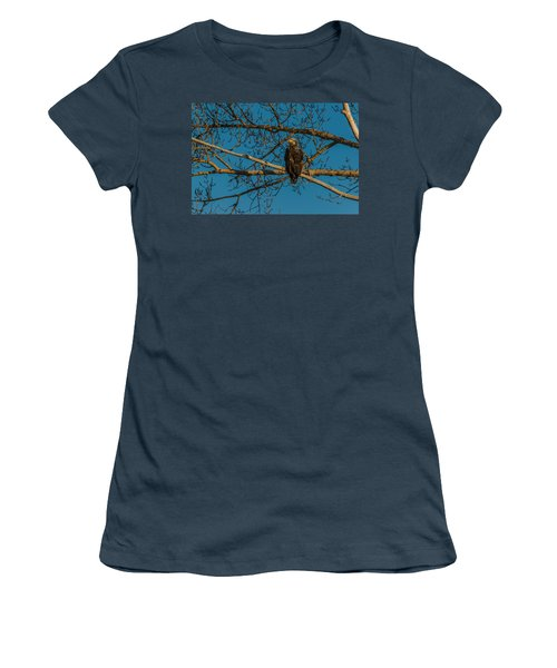 X Marks The Spot Women's T-Shirt (Junior Cut) by Yeates Photography