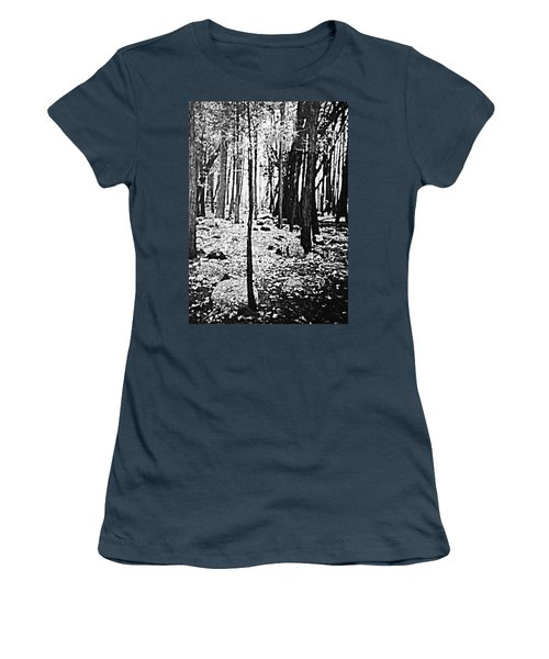 Yosemite National Park Women's T-Shirt (Athletic Fit)