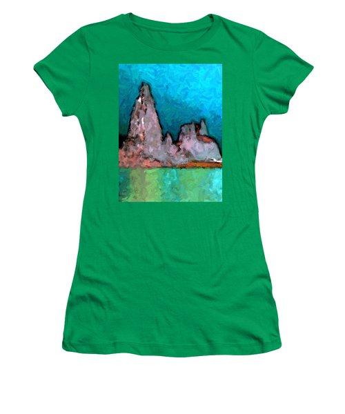 Acid Lake Women's T-Shirt