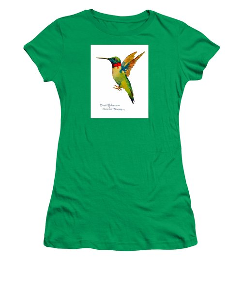 Da166 Hummer Dreams Daniel Adams Women's T-Shirt