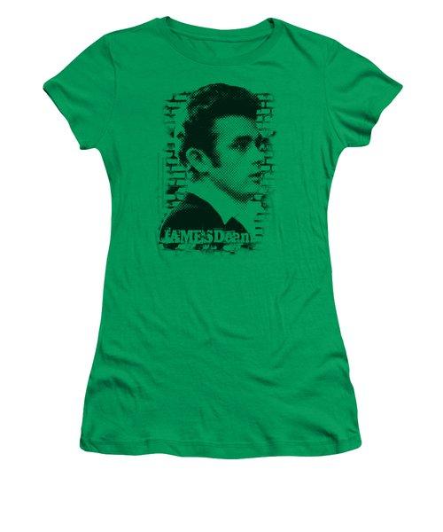 Dean - Against The Wall Women's T-Shirt