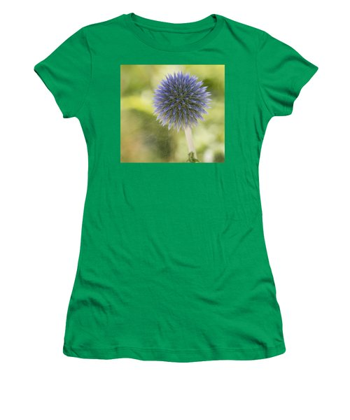 Echinops Blue Women's T-Shirt