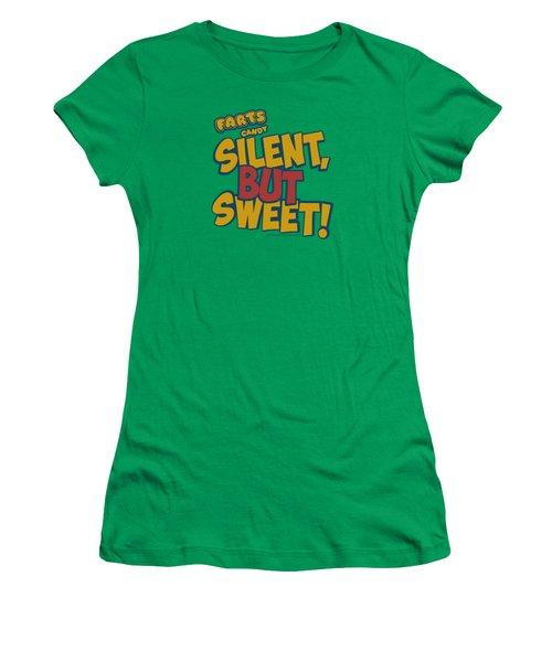 Farts Candy - Silent But Sweet Women's T-Shirt