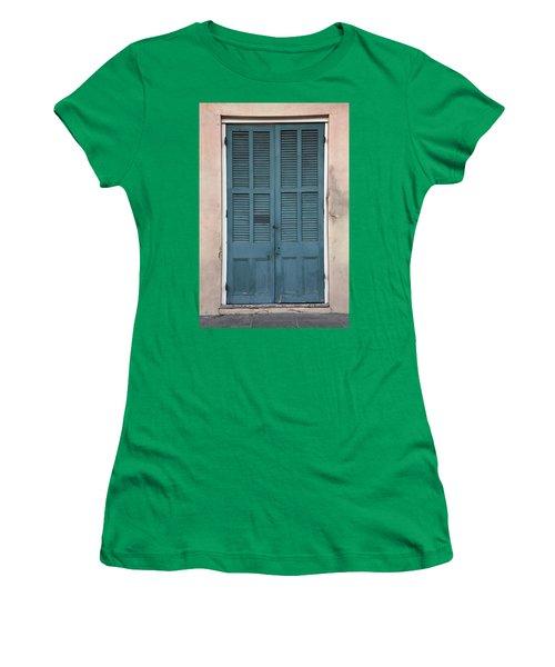 French Quarter Doors Women's T-Shirt