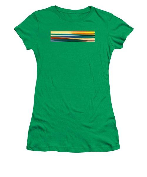 Fury Seascape Panoramic 1 Women's T-Shirt