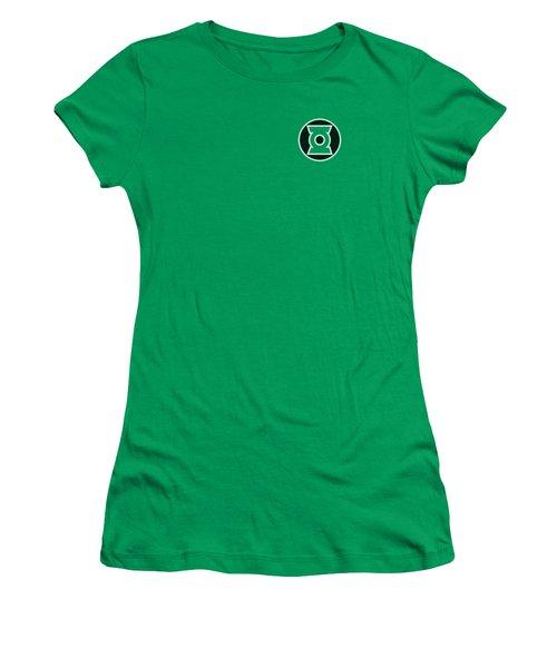 Green Lantern - Kyle Rayner Logo Women's T-Shirt