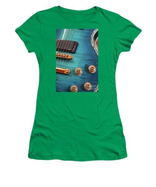 Guitar Blues Women's T-Shirt