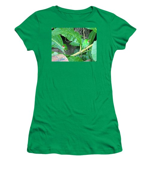 Jamaican Toadies Women's T-Shirt (Athletic Fit)
