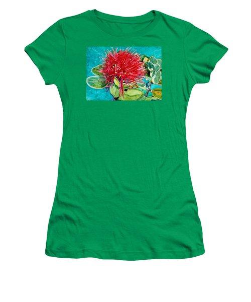 Lehua Blossom Women's T-Shirt
