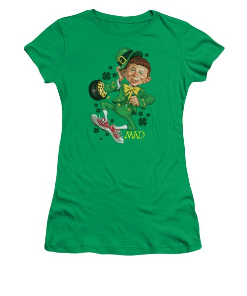 Mad - Lucky Mad Women's T-Shirt