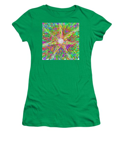 Mandala 1 22 2015 Women's T-Shirt