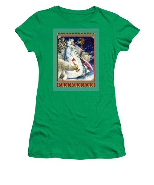 Polar Magic Women's T-Shirt (Athletic Fit)