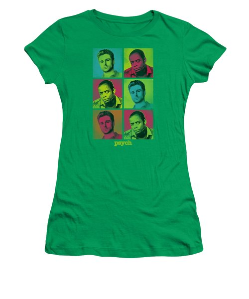 Psych - Squared Women's T-Shirt