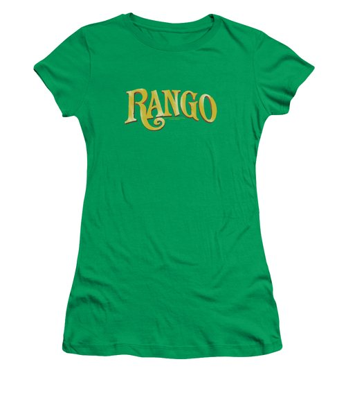 Rango - Logo Women's T-Shirt (Junior Cut) by Brand A