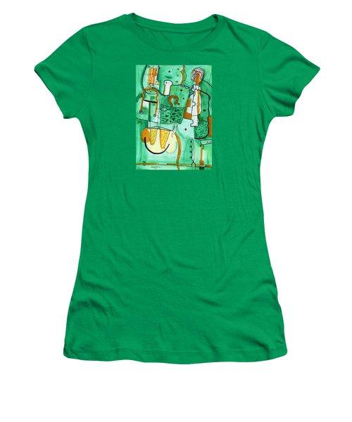 Reflective #8 Women's T-Shirt