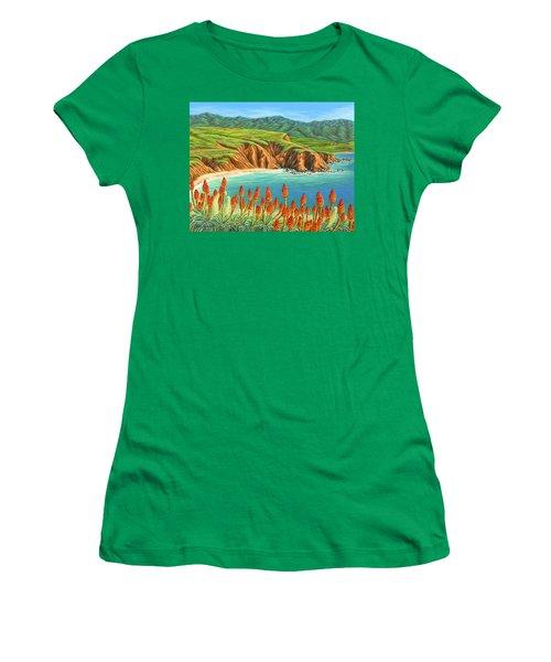 San Mateo Springtime Women's T-Shirt