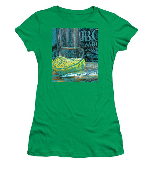Sans Sal Women's T-Shirt (Athletic Fit)