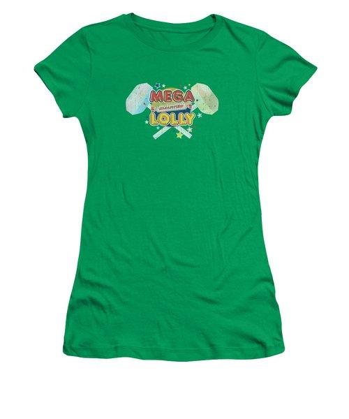 Smarties - Mega Lolly Women's T-Shirt