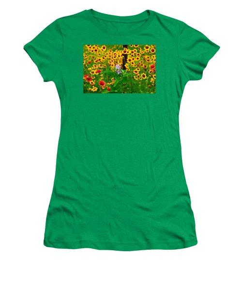 Texas Spring Delight Women's T-Shirt