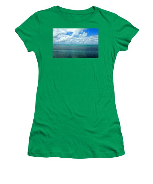 The Florida Keys Women's T-Shirt (Athletic Fit)