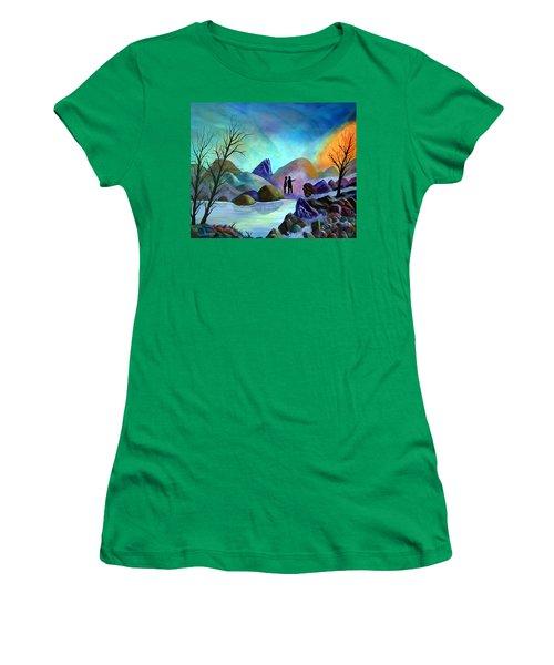 The Sighting Mystery Women's T-Shirt