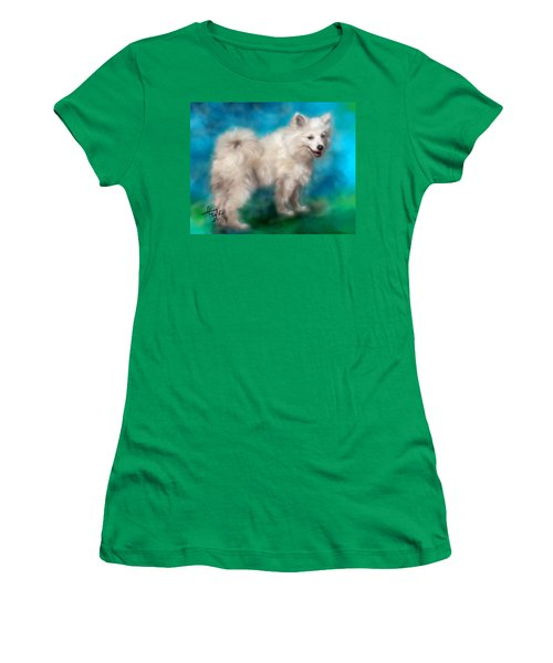 Too Sexy For My Fur Women's T-Shirt (Athletic Fit)