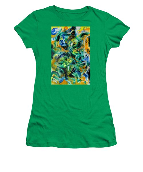 Virtual Women's T-Shirt