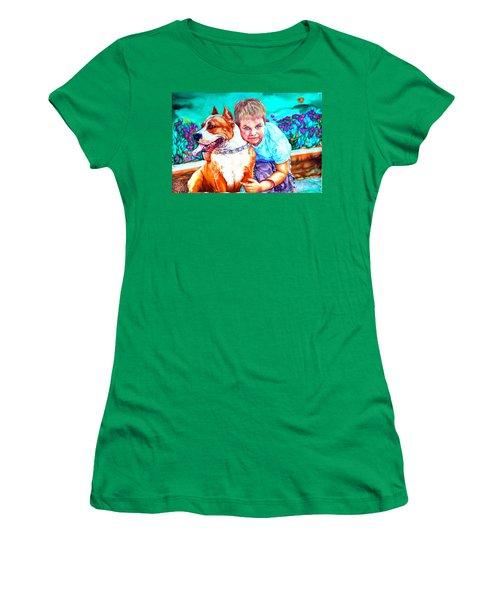Zac And Zuzu Women's T-Shirt