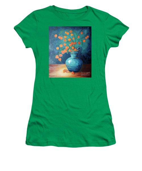 Chinese Lanterns Women's T-Shirt