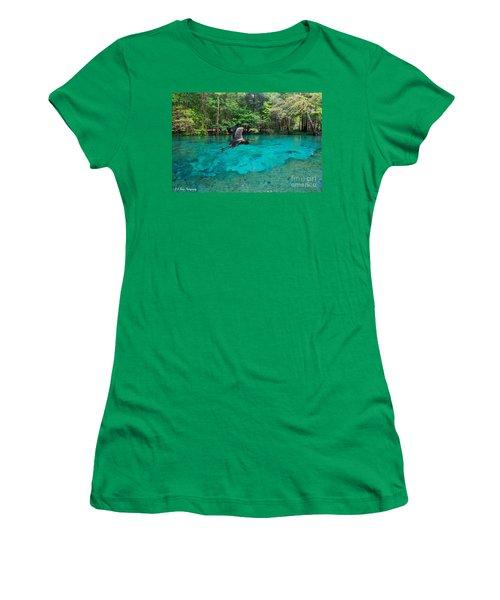 Ginnie Springs Women's T-Shirt
