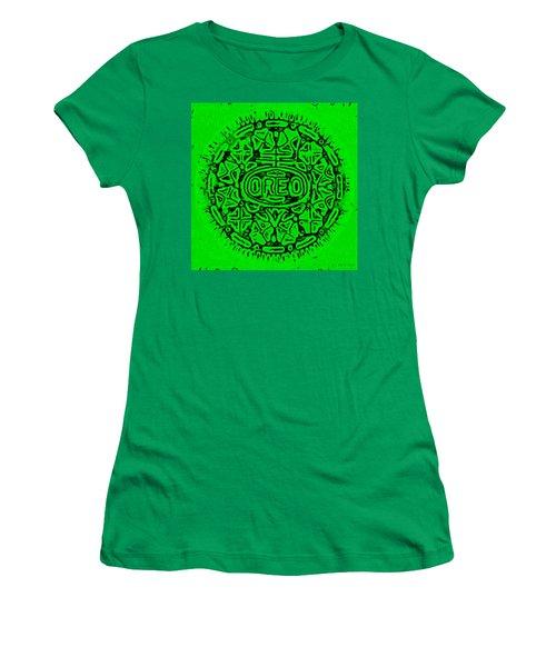 Green Oreo Women's T-Shirt