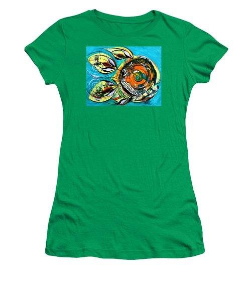 Gretchen Fish A Citrus Twist Women's T-Shirt
