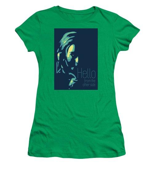 Adele Women's T-Shirt (Junior Cut)