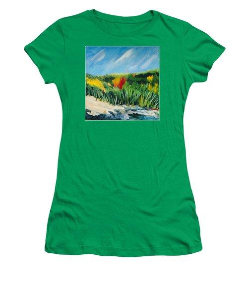 Beach Grass Women's T-Shirt