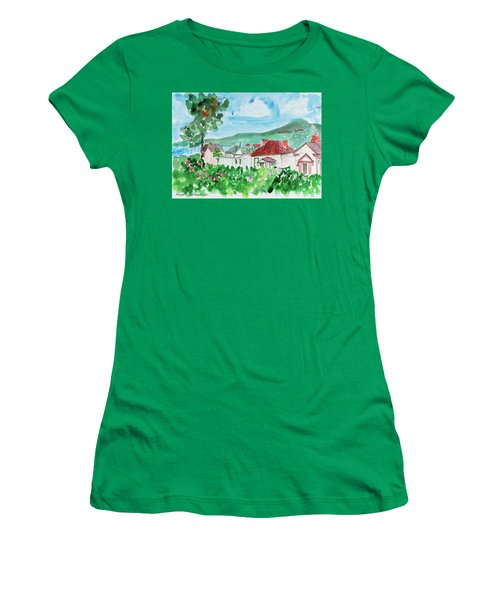 View From Battery Point Women's T-Shirt