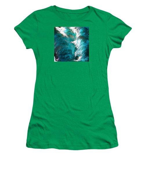 107 Women's T-Shirt (Junior Cut) by Timothy Bulone