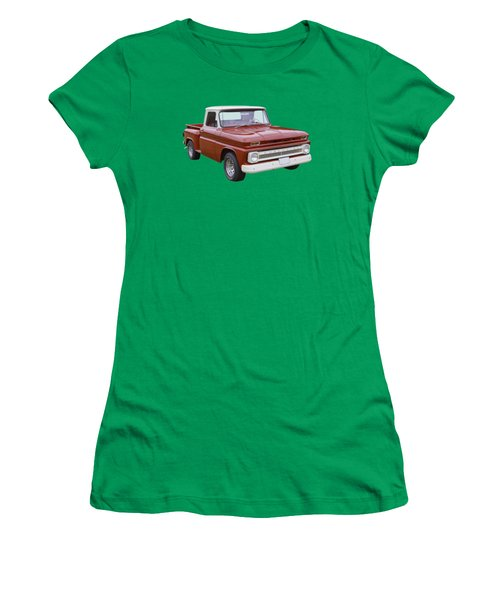 1965 Chevrolet Pickup Truck Women's T-Shirt