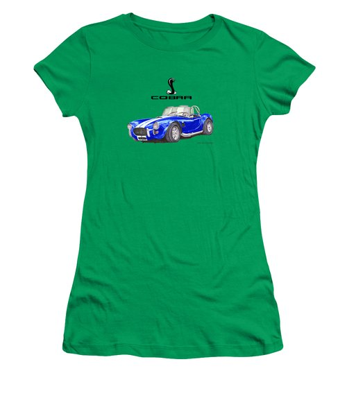 1966 Snake On A Shirt Women's T-Shirt (Athletic Fit)