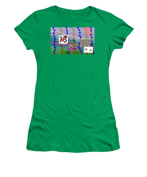 2-14-2057f Women's T-Shirt (Athletic Fit)